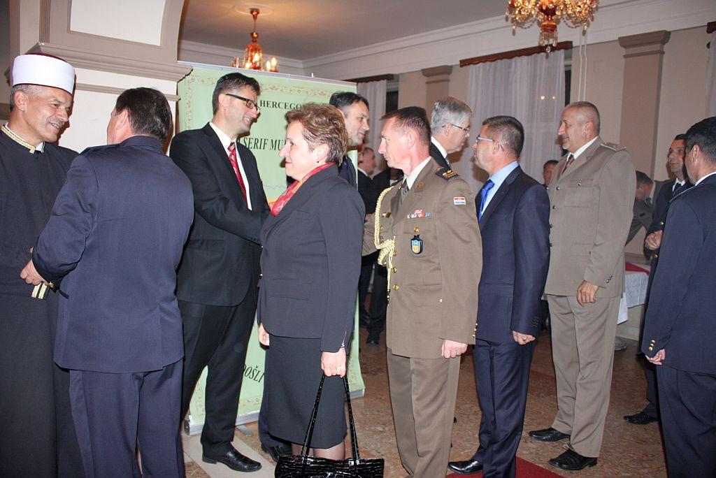 Kurban bajram u Ministarstvu odbrane i Oružanim snagama BiH